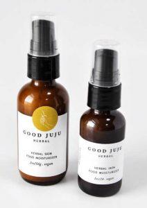 Good Juju vegan moisturizers