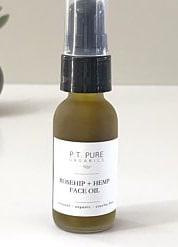 p.t. pure organics moisturizer