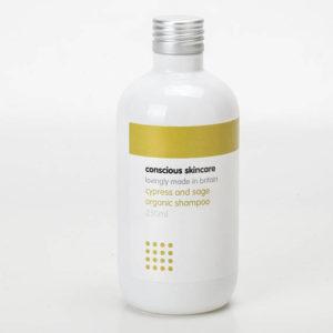 Conscious Skincare vegan Shampoos