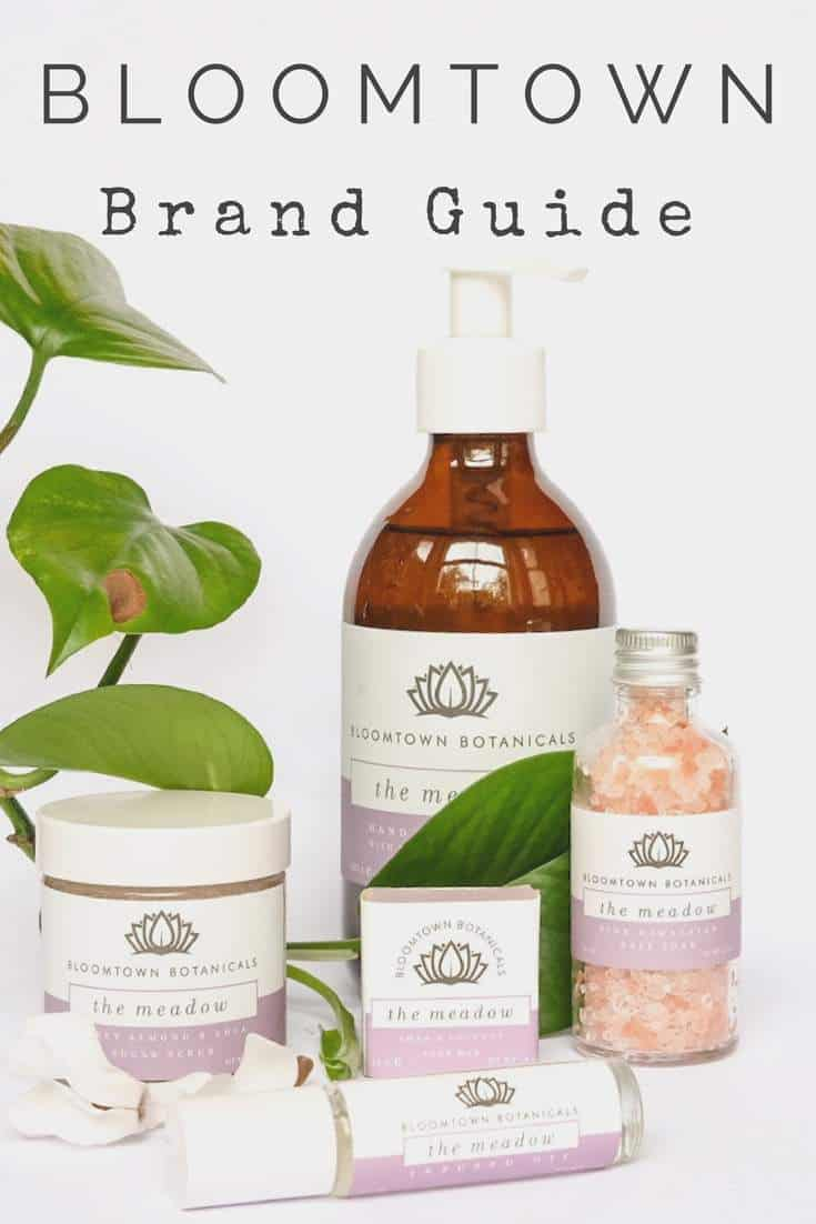 Bloomtown Botanicals is one of the best, most sustainable green brands. They are #crueltyfree, #vegan and #palmoilfree