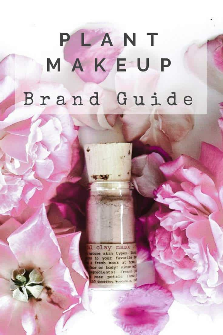 Plant Makeup Brand Guide