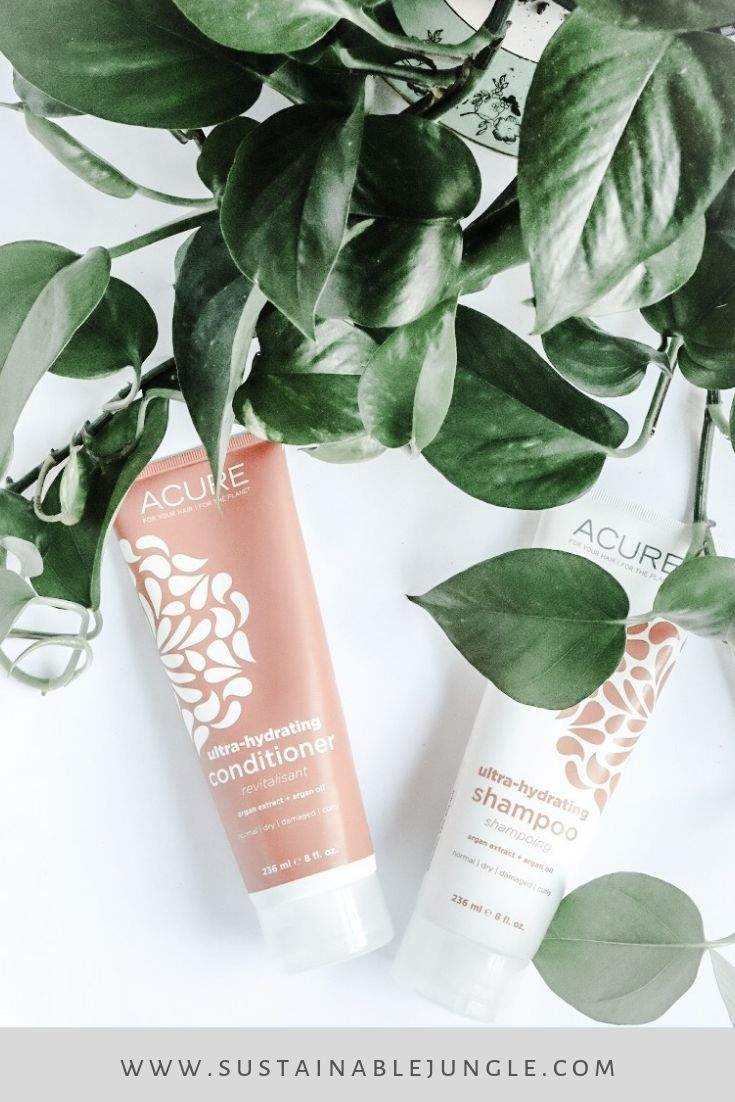 Cruelty-free Vegan Shampoo and Conditioner #crueltyfree #vegan #shampoo #conditioner #ethicalbeauty