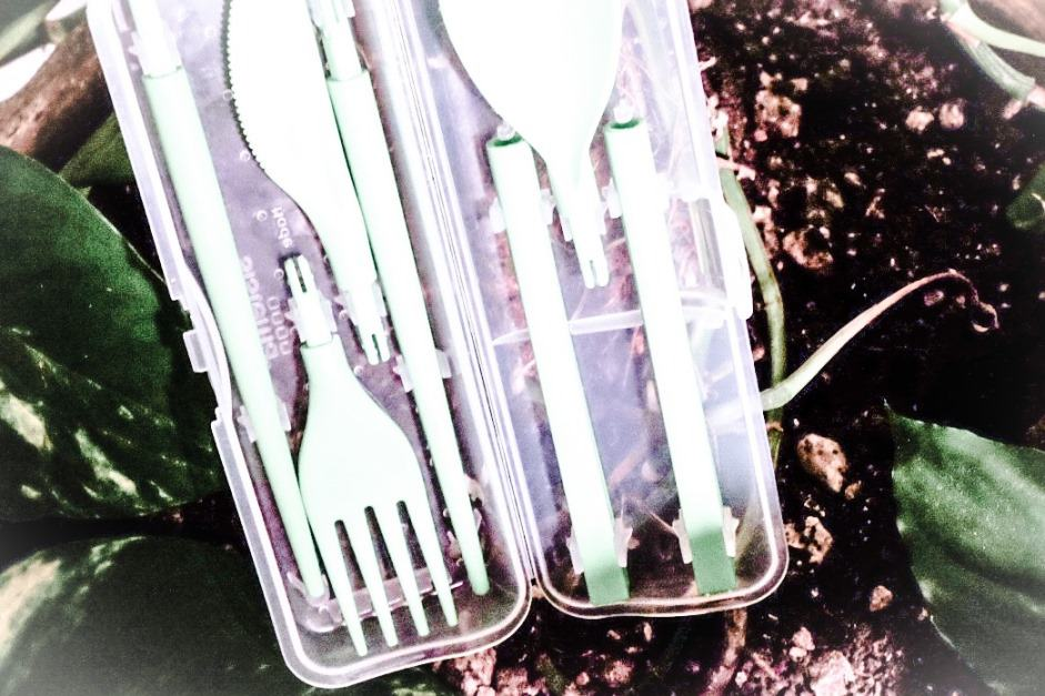 Zero Waste Cutlery for Travel