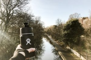 Zero Waste Flask for Travel