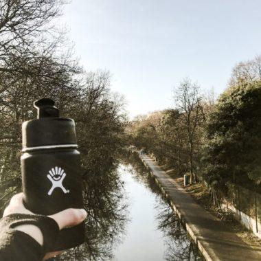 Zero Waste Flask for Travel