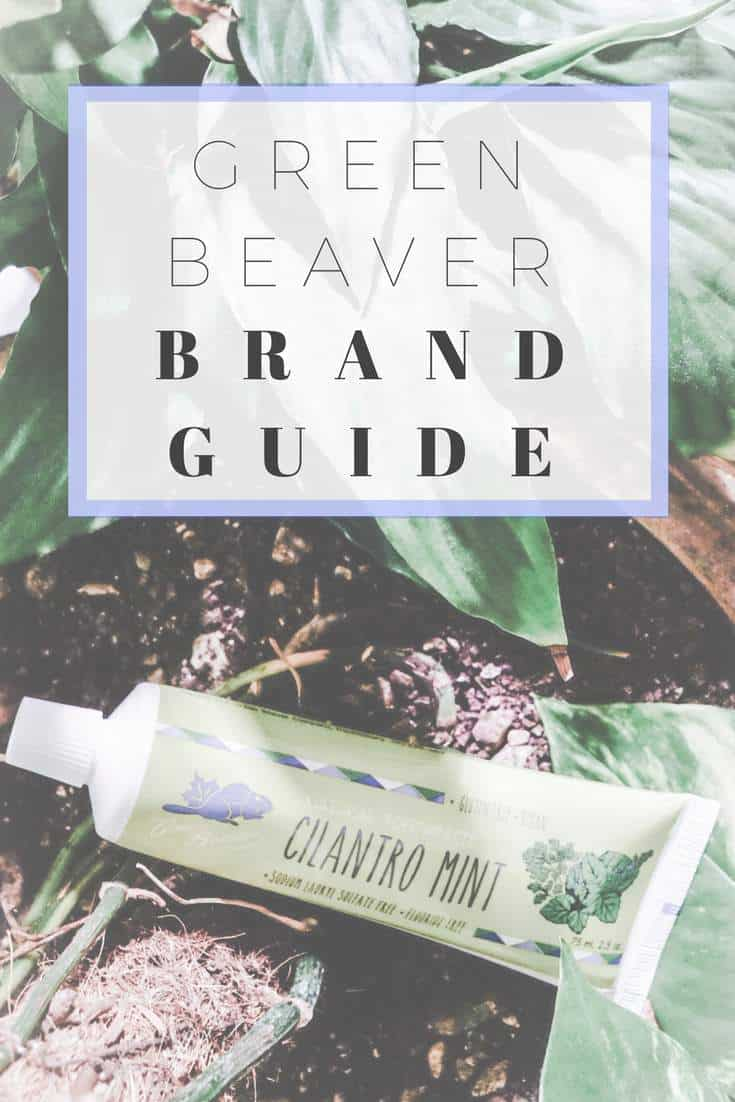 Green Beaver: A wonderful brand involved in a huge amount of social and charitable initiatives. also #crueltyfree, #palmoilfree and #ethicallysourced