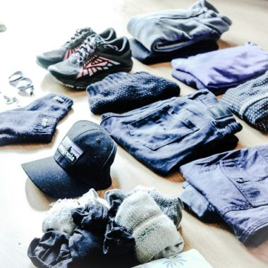MINIMALIST TRAVEL MEETS PROJECT 333: 'HIS & HERS' PACKING FOR A 6 MONTH ADVENTURE ACROSS 4 CONTINENTS