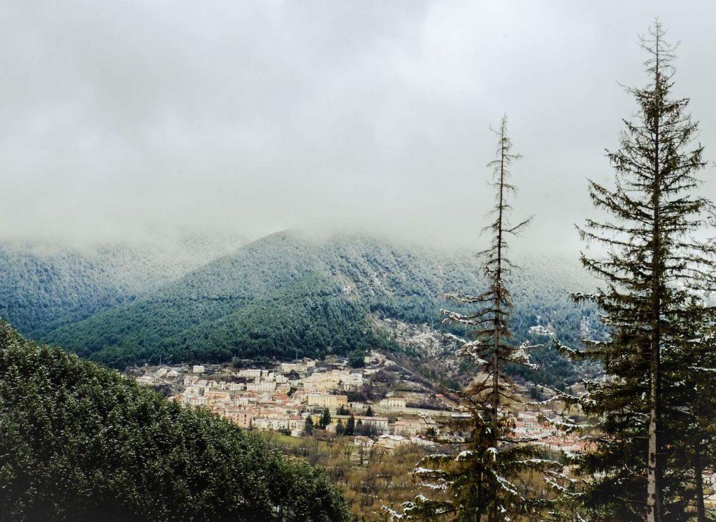 Abruzzo National Park rewilding ecotourism