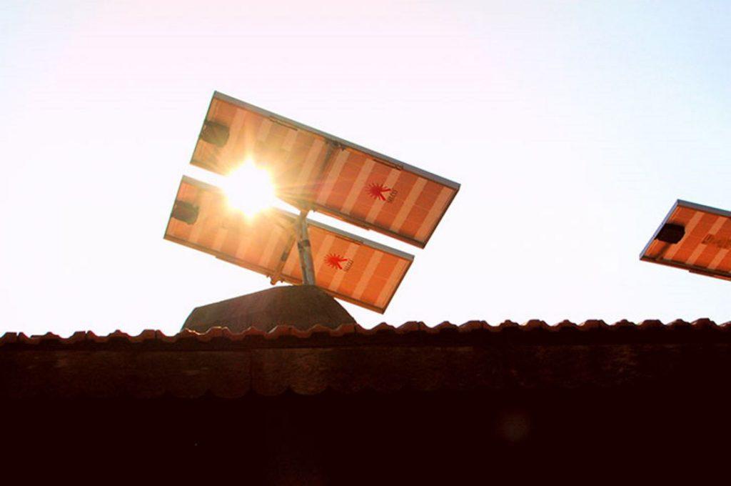SELCO Solar panel – Image per SELCO Foundation Website