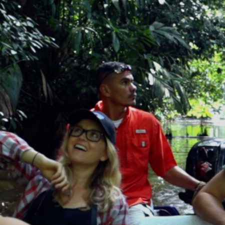 VLOG 11: COSTA RICA · TORTUGUERO · SMALL TOWN SUSTAINABILITY ROLE MODEL AND DEEP TRAVEL RIVER SAFAR