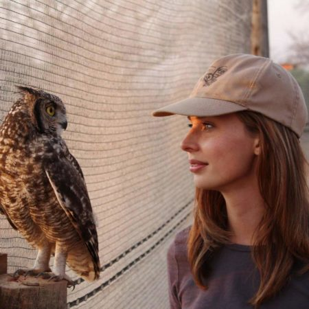 PODCAST  #19  ·  DANELLE MURRAY · OWL IS NOT LOST & PRACTICAL PLASTIC RECYCLING IN SOUTH AFRICA