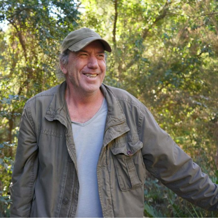 PODCAST  #24 · GARETH PATTERSON · LIVING WITH LIONS, SECRET ELEPHANTS & AFRICAN ENVIRONMENTALISM