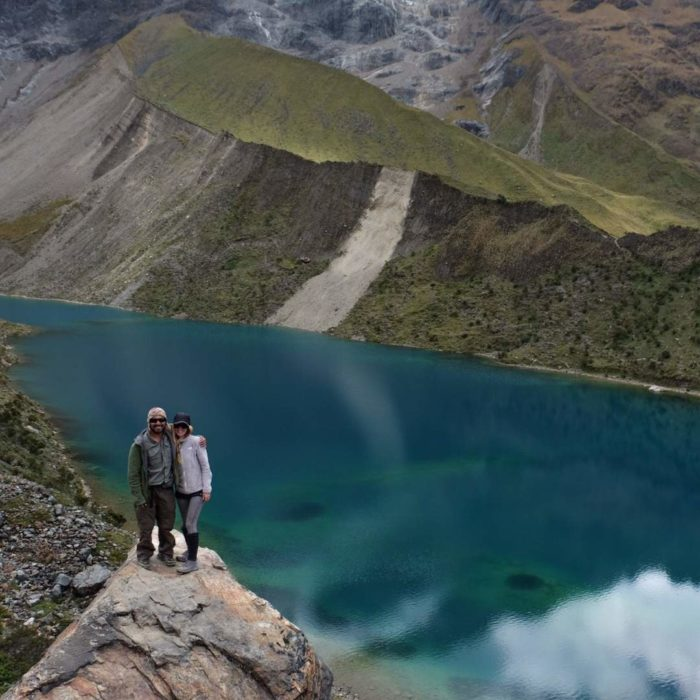 PODCAST  #25 · SARA & DANIEL BUSTAMANTE · SUSTAINABLE TRAVEL IN PERU