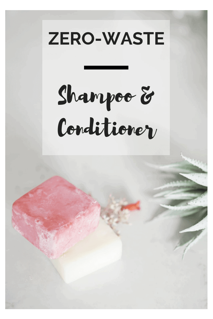 Zero Waste Shampoo And Conditioners For Waste-Free, Sustainable Locks #zerowasteshampoo #zerowaste #wasteless #zerowastebeauty