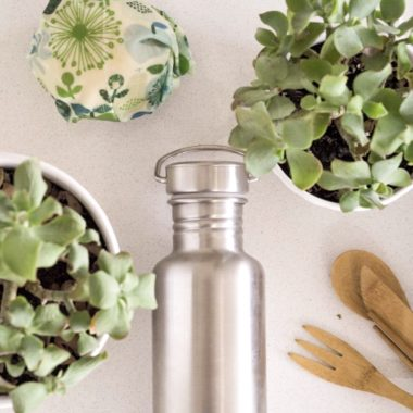 OUR ZERO WASTE PLAN: A SIMPLE BEGINNER'S GUIDE TO GOING ZERO WASTE