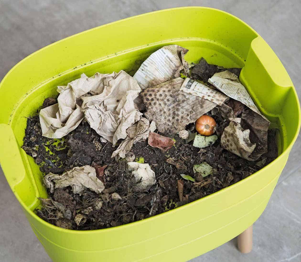 Indoor compost bin Sustainable Jungle