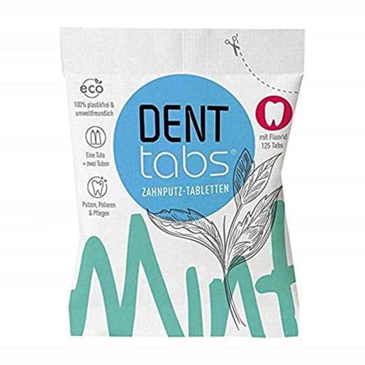Denttabs Zero Waste Toothpaste