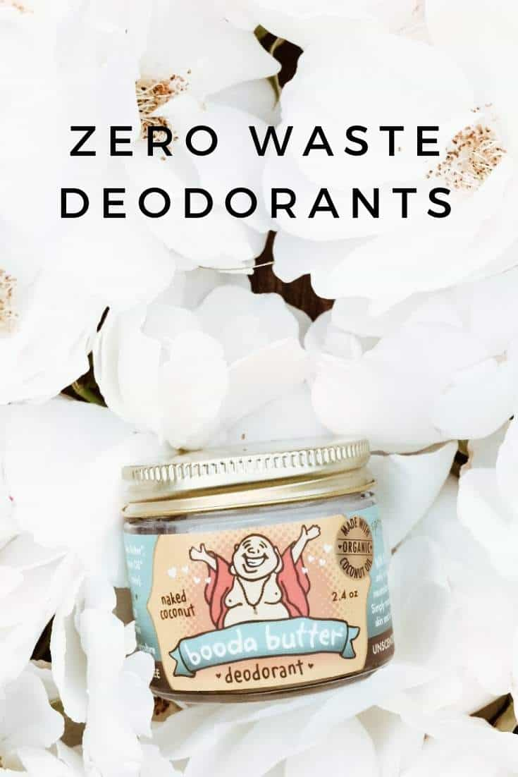 Zero Waste Deodorant Ideas For Sweet-Smelling Sustainable Pits #zerowaste #sustainablebeauty #crueltyfreebeauty