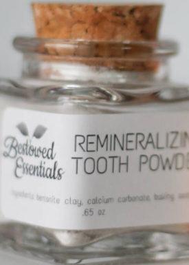 remineralizing toothpowder bestowed essentials sustainable jungle