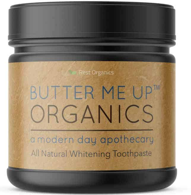 butter me up organics zero waste toothpaste sustainable jungle