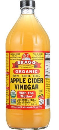 Bragg Apple Cider Vinegar Sustainable Jungle