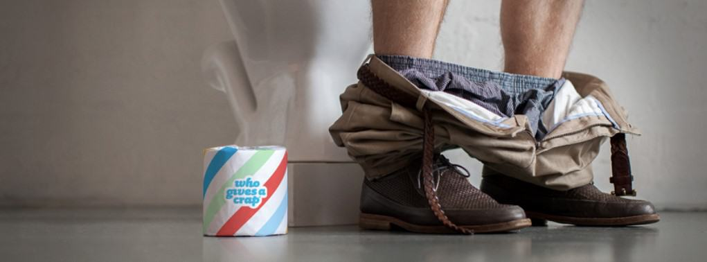 Who Gives a Crap zero waste toilet paper Sustainable Jungle