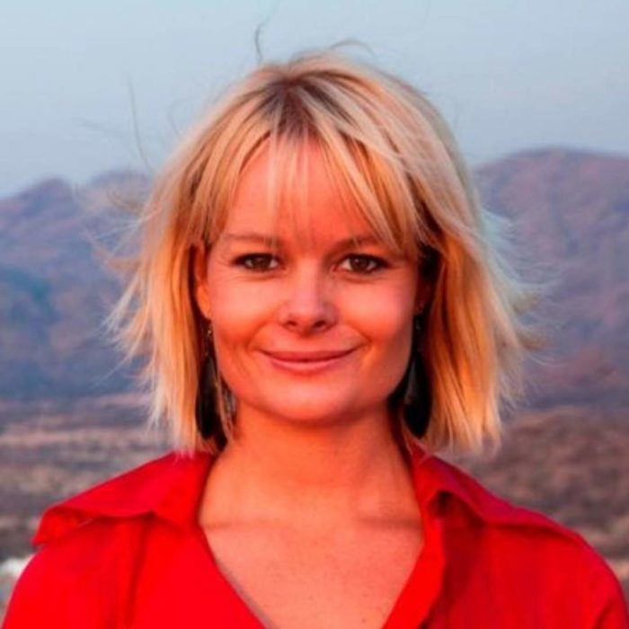 PODCAST #34 · JUSTINE BRABY · KEEPING YOUR CUP FULL & AFRICA'S WELLBEING ECONOMY
