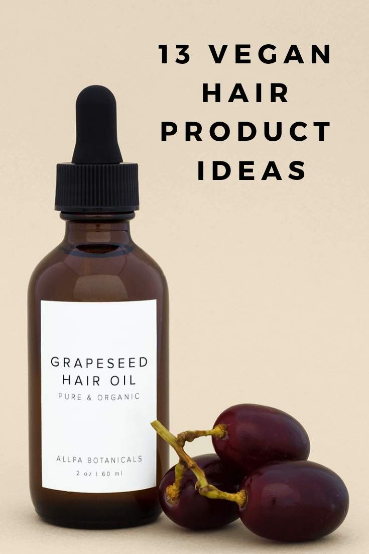 Vegan Hair Products 13 Sustainable Products Sustainable Jungle