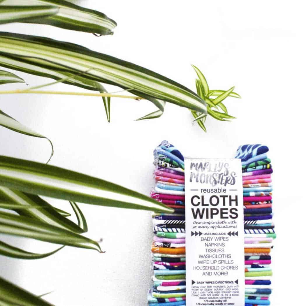 Zero Waste Reusable Cloths Sustainable Jungle