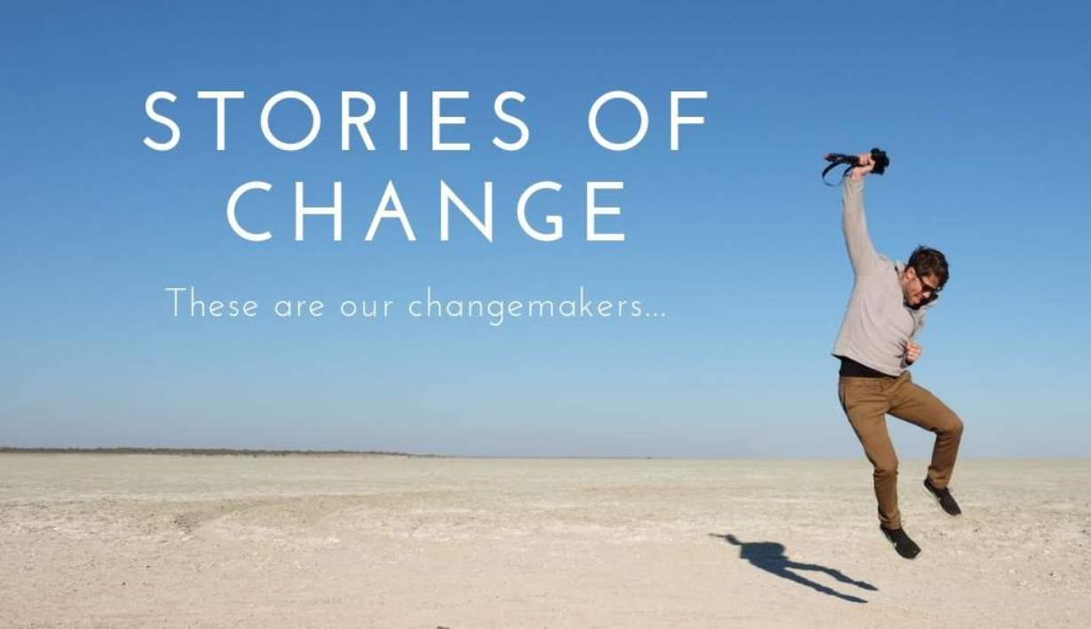 Stories of change @ Sustainable Jungle: These are our changemakers #changemakers #storiesofchange #bethechange #inspiringchange