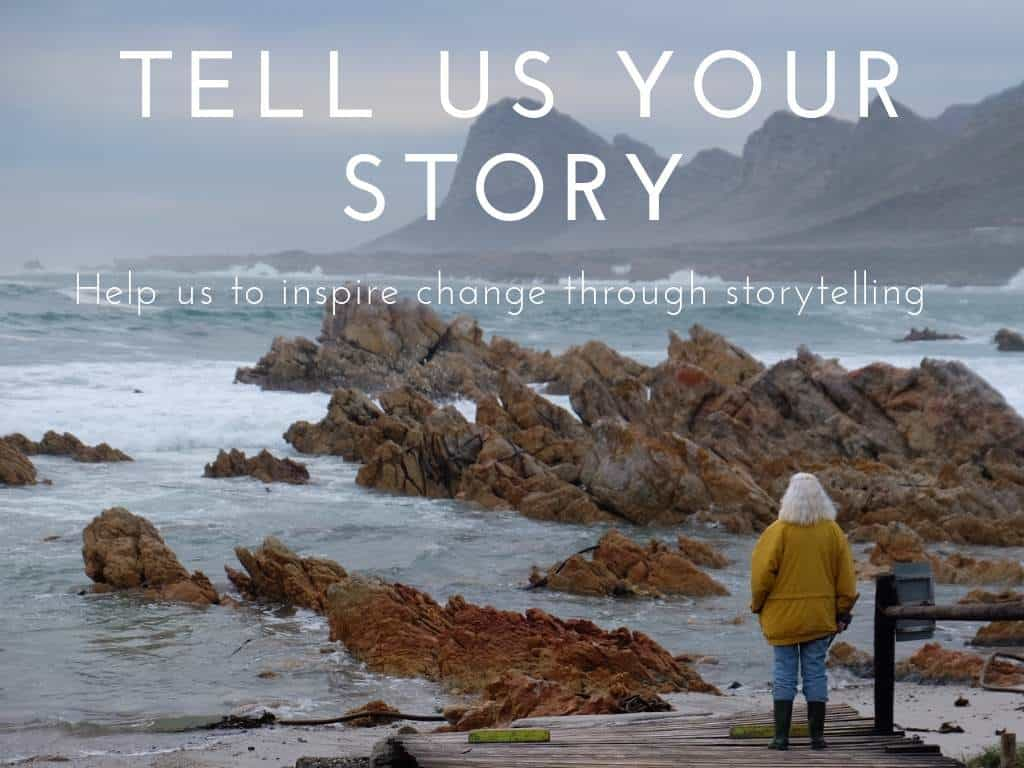 Tell us your story of change