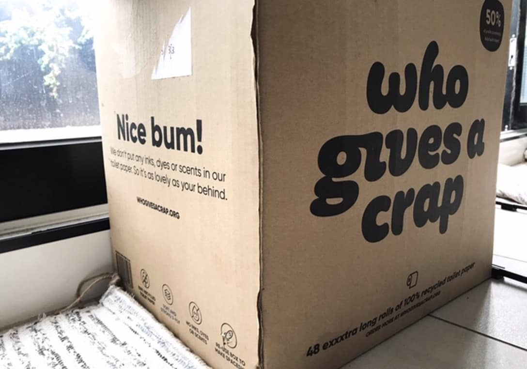 Who Gives a Crap Review - buy in bulk