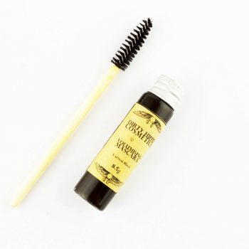 Zero Waste Mascara - Image by Dirty Hippie Cosmetics #zerowaste #mascara #makeup