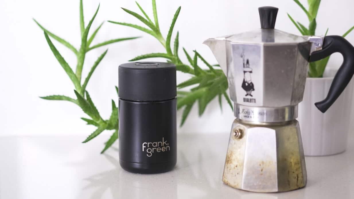 Zero Waste Kitchen Stove Top Coffee