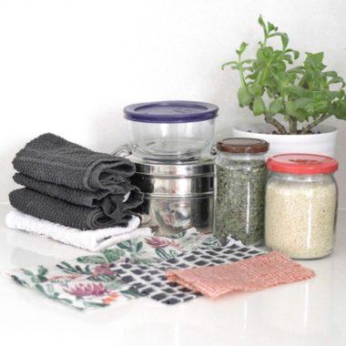 Zero Waste Kitchen Set