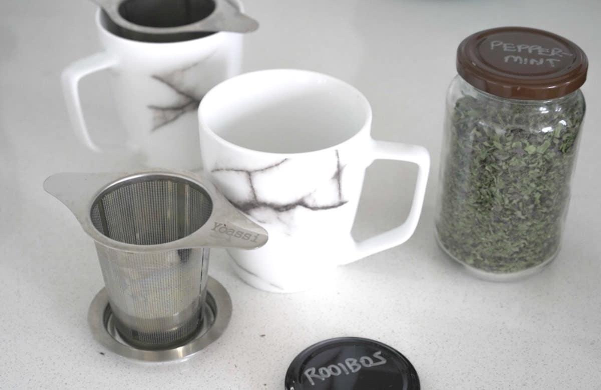 Zero Waste Kitchen - Tea Strainer