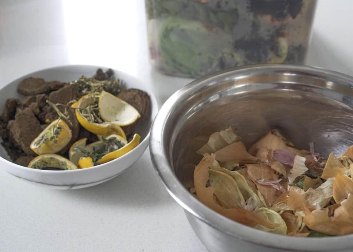 Zero Waste Kitchen - compost