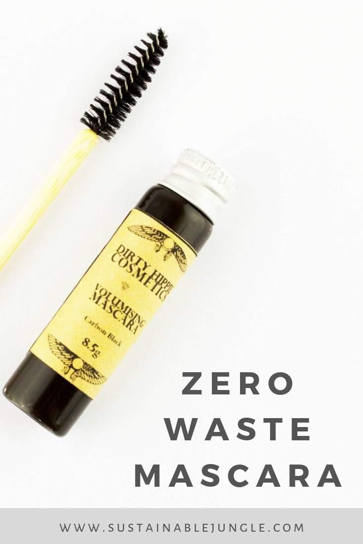 Zero Waste Mascara - Image by Dirty Hippie Cosmetics