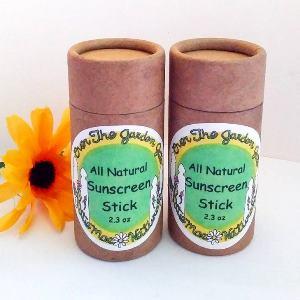 Zero Waste Sunscreen - Katie Mae Naturals Zero waste sunscreen
