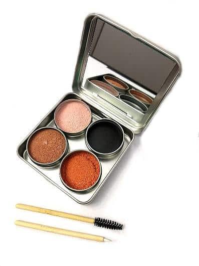Cruelty-free vegan sustainable makeup - Image by Clean Faced Cosmetics #crueltyfreemakeup #sustainablemakeup