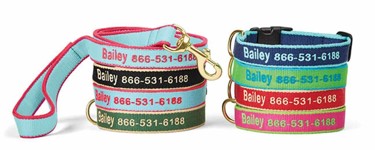 Bamboo Dog Collars