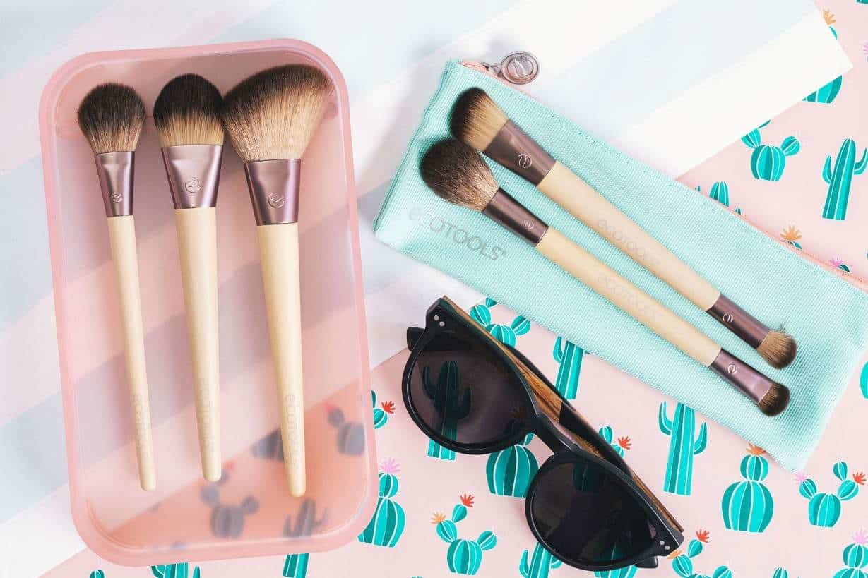 Vegan Makeup Brush Brands For A Flawlessly Fur Free Face Image by Eco Tools #veganmakeup #makeupbrush