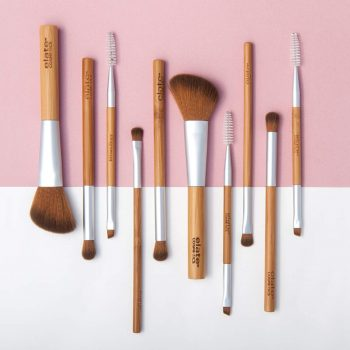 Vegan Makeup Brush Brands For A Flawlessly Fur Free Face Image by Elate Cosmetics #veganmakeup #makeupbrush