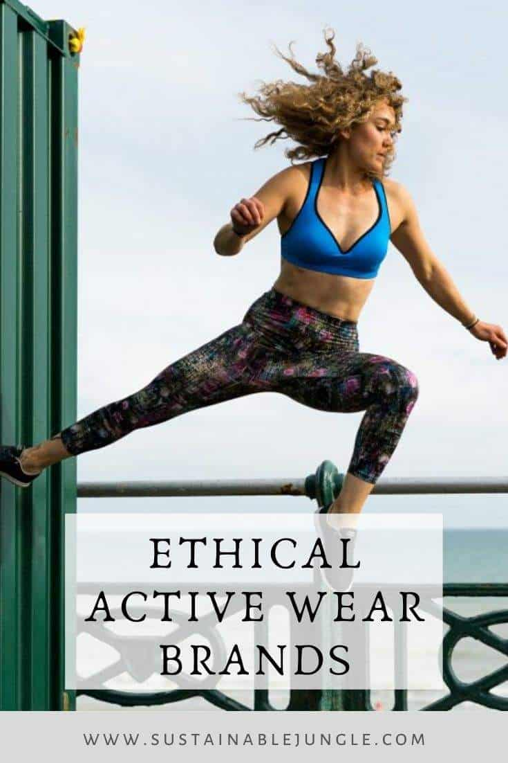 Ethical Activewear Brands For A More Sustainable Workout Image credit -RubyMoon #ethicalfashion #activewear