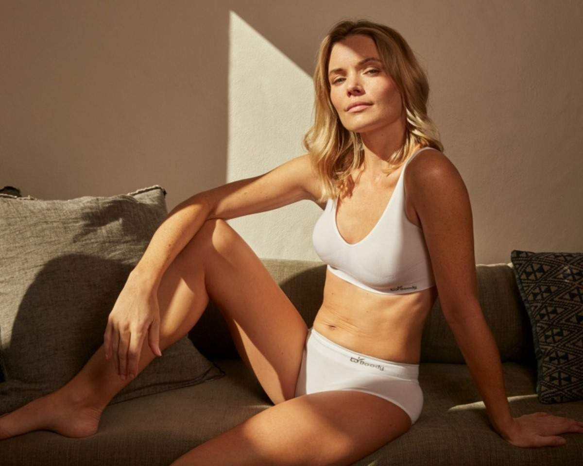 Ethical Underwear: 18 Eco Conscious Options for Comfort of Body and Mind Cozy Image Credit - Boody #ethicalunderwear #sustainablefashion