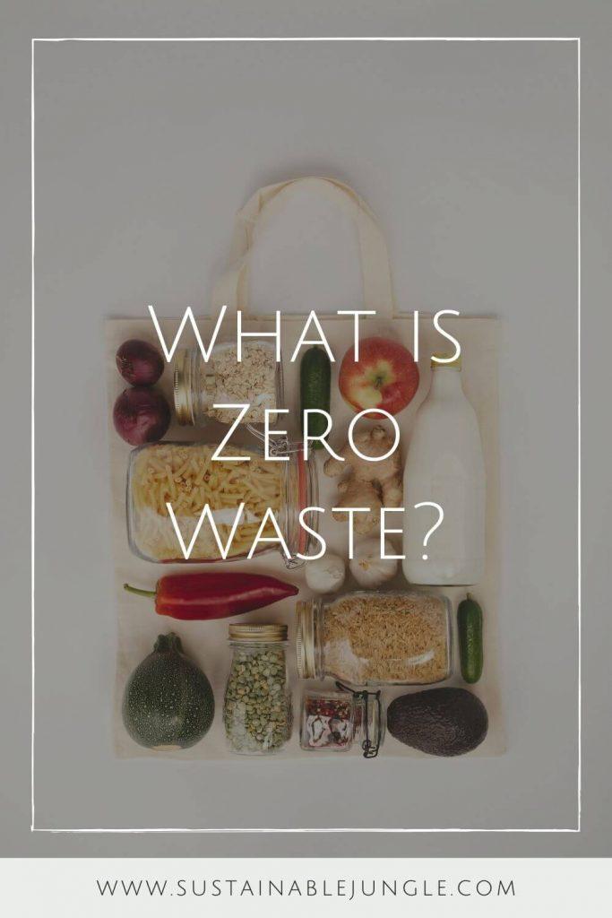 What is Zero Waste? #Zerowaste  #sustainablejungle