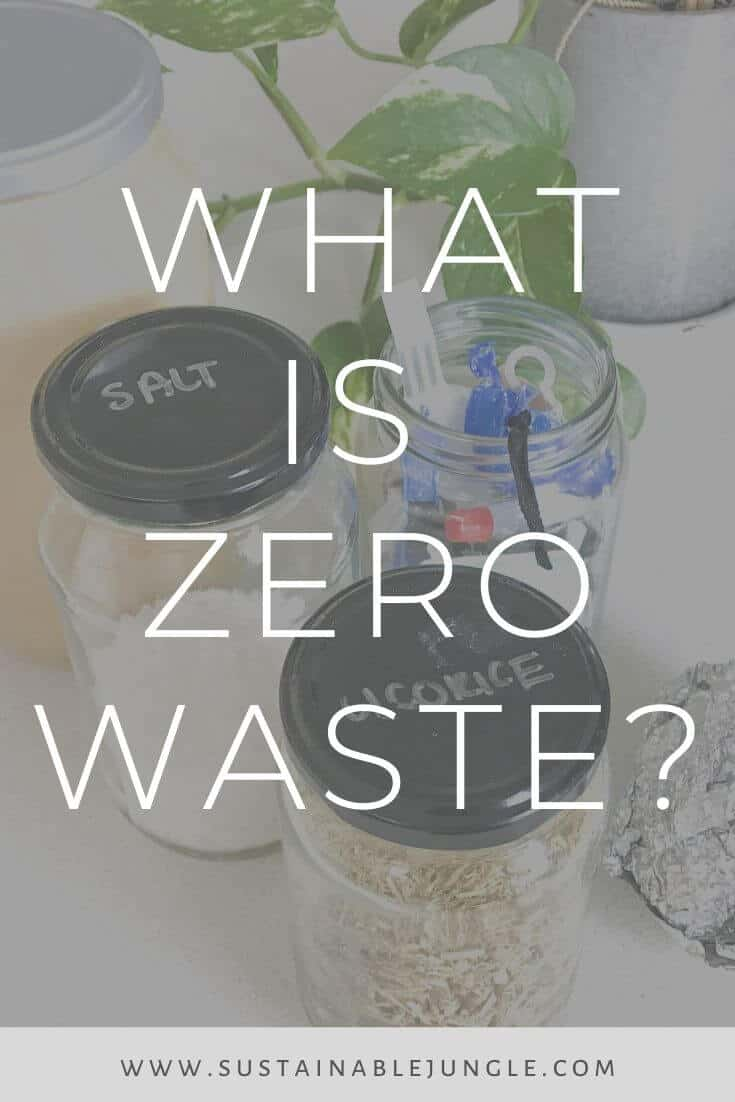 What is Zero Waste? #Zerowaste