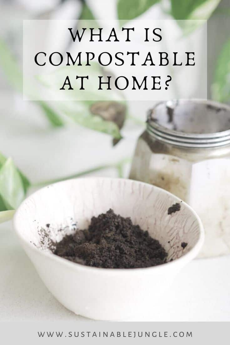 What is compostable at home? #homecompostable #sustainableliving #zerowaste