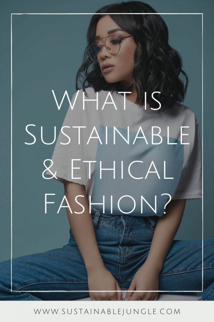 What exactly is sustainable and ethical fashion? Photo by Annie Spratt on Unsplash #sustainablefashion #ethicalfashion