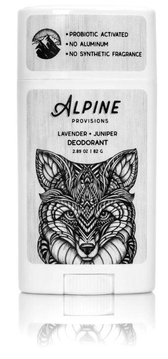 Environmentally Friendly Deodorant - Image by Alpine Provisions #environmentallyfriendly #ecodeodorant
